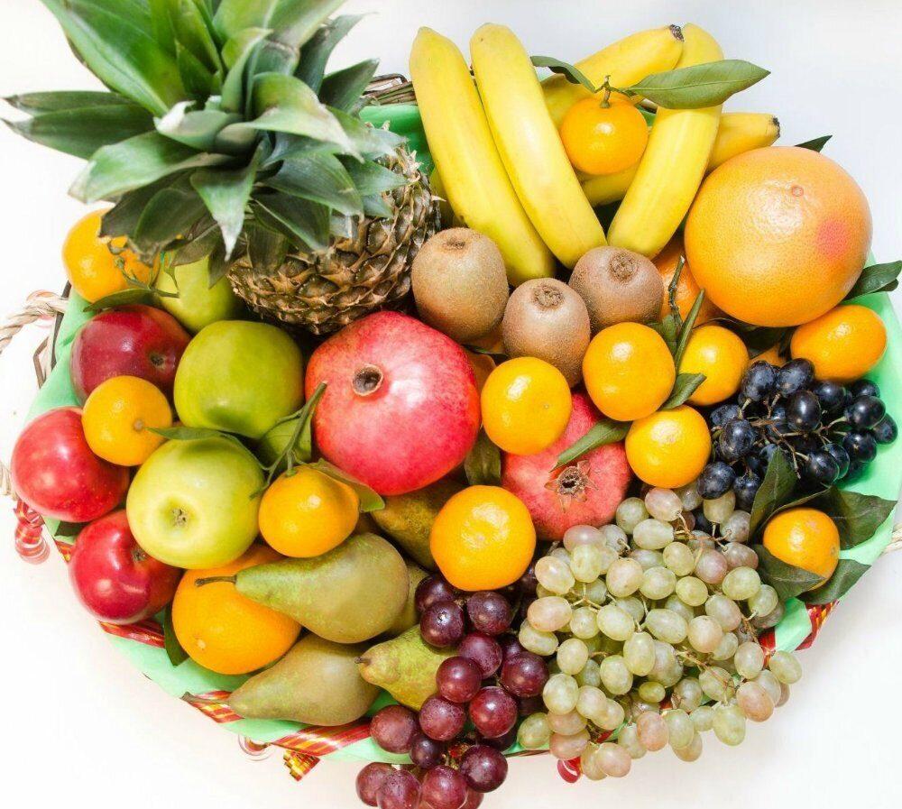 Картинки фрукты в подарок